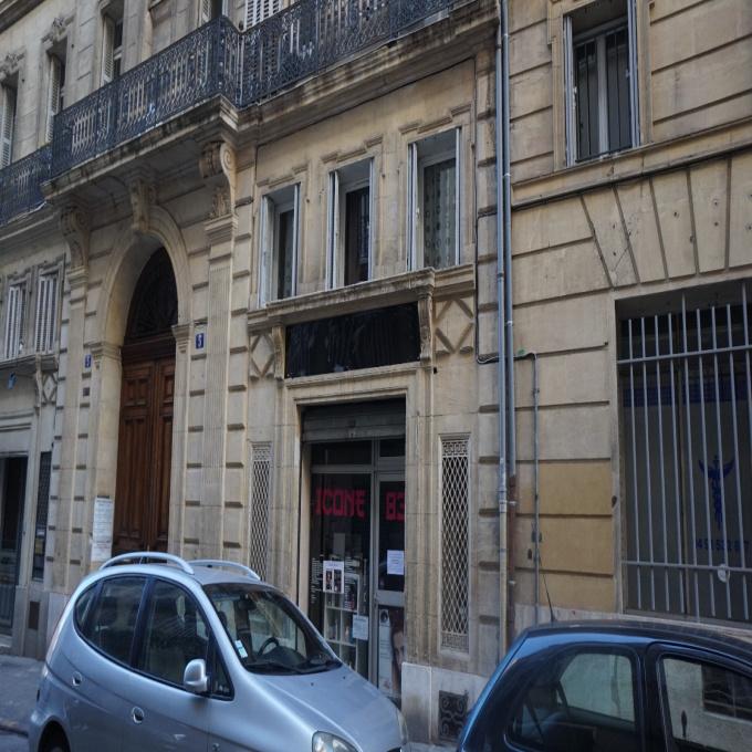 Vente Immobilier Professionnel Local commercial Marseille (13006)